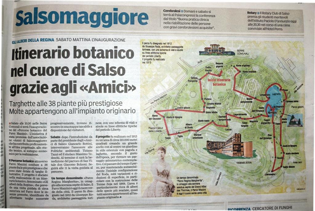 Leggi articolo tratto dalla Gazzetta di Parma