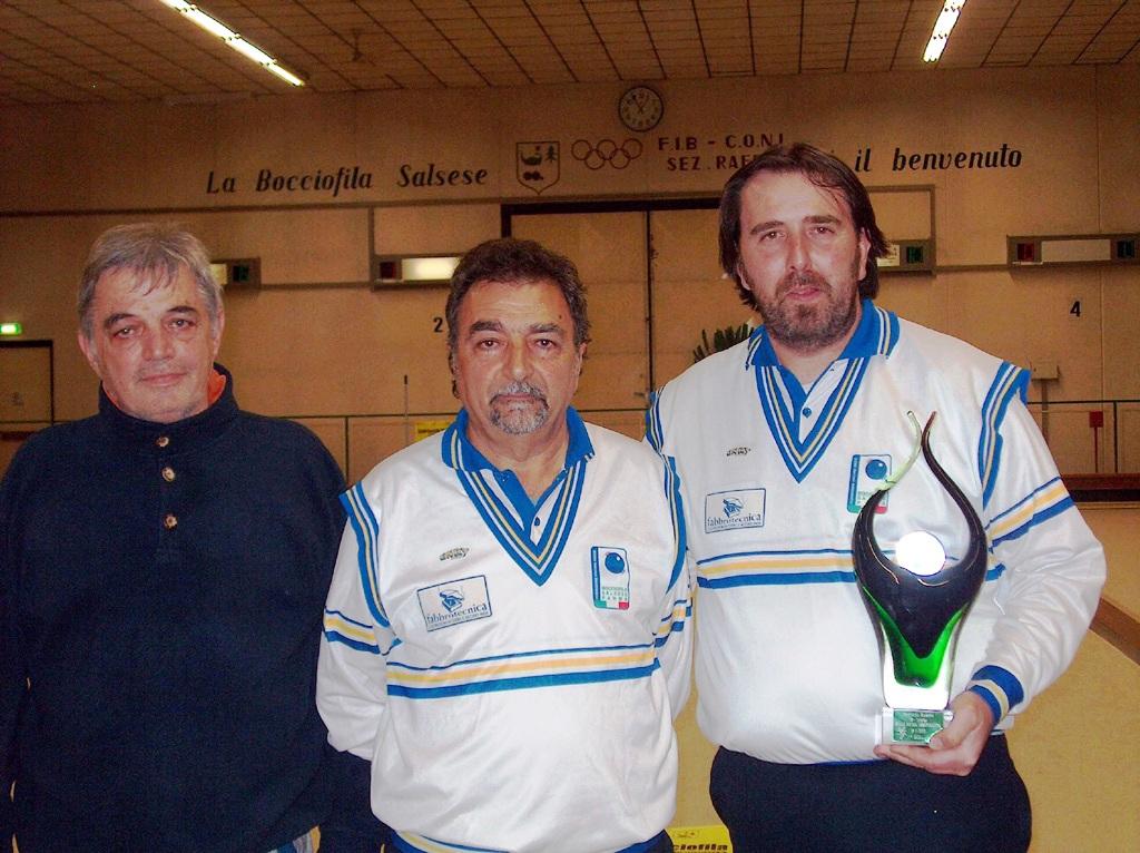 Fotocronaca Trofeo Reale Mutua Assicurazioni 2009